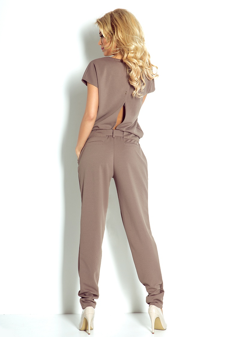 Overall - Elegant - mocca 120-2