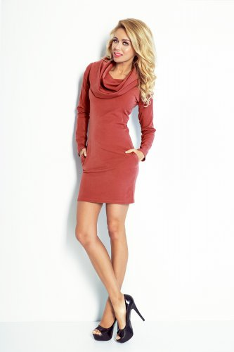 Dress with golf - Salmon 96-4
